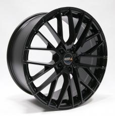 TWIN-MONOTUBE-PROJEKT-20.2 Felge 9x20 Zoll in glanz-schwarz , leicht konkav