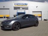 Eibach Sportline Seat Leon 5F VA bis 1.040kg Verbundlenker Hinterachse