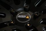 20x Twin-Monotube-Projekt Radschraube schwarz versenkbar VW T5, T6, Amarok